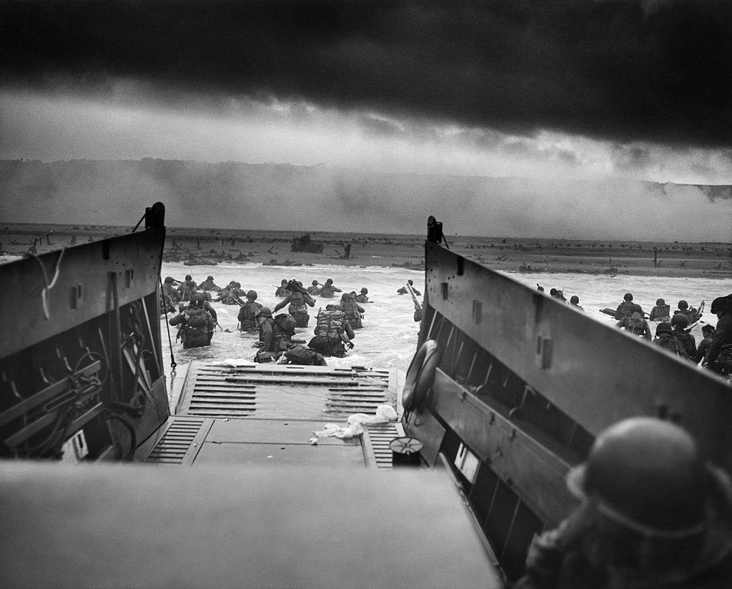 Normandy Landing on D-Day