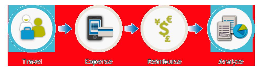 travel expense reimburse analyze