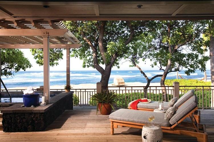 FS Hualalai Patio Hawaii Island