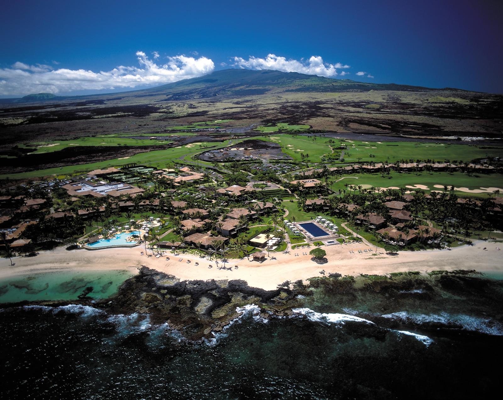 FS Hualalai Hawaii Island