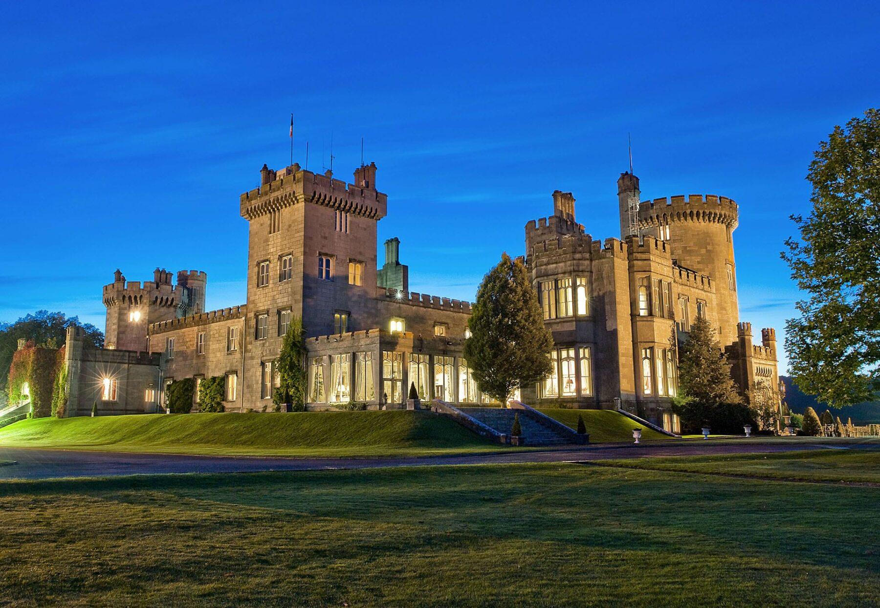 Dromoland castle yelp